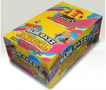 Blue Razz Jawbreakers - 30 Pack