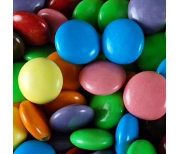 Milk Chocolate Beans ( Similar to Smarties) - 3Kg Bulk Pack