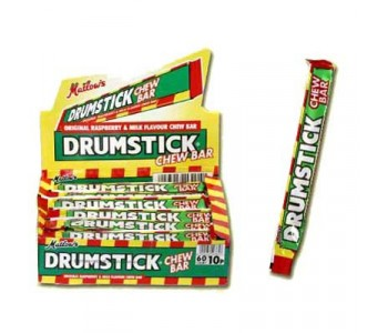 Drumstick Chew Bar - 60 Pack