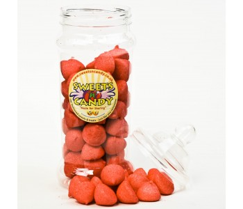 Red Paint Balls - Large Victorian Jar (450g)