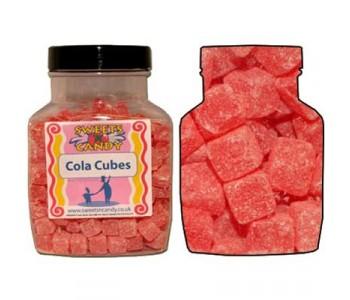 A Jar of Kola (Cola) Cubes - 2 Kg Jar