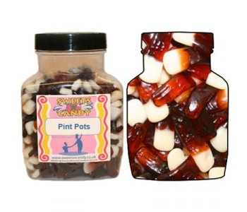 A Jar of Pint Pots - 1.5 Kg Jar