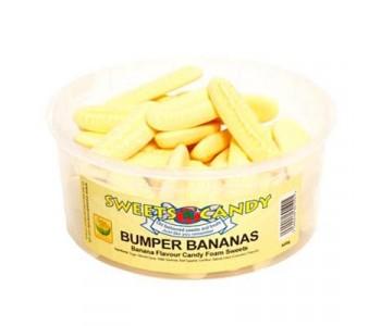 Bumper Foam Bananas - 1.5 Ltr Tub 500g