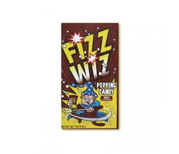 Fizz Wiz Popping Candy (Space  Dust)  - Cola Flavour - 50 Pack