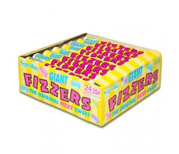Giant Fizzers - 24 Pack