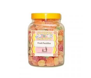 A Jar of Fruit Pastilles - 1.8 Kg Jar