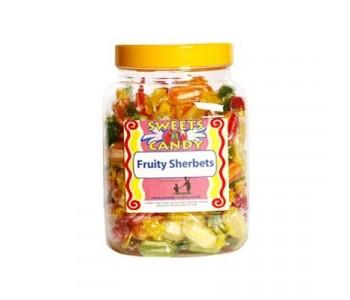 A Jar of Fruity Sherbets - 1.3Kg  Jar