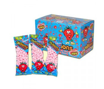 Millions Minis Strawberry Flavour - 30 Pack