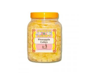 A Jar of Pineapple Cubes - 2 Kg Jar