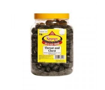Sugar Free Throat and Chest Sweets - 2Kg Jar