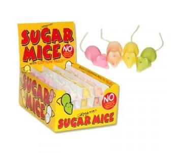 Original Sugar Mice - 50 Pack