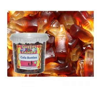 Cola Bottles - 750g Tub