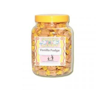 A Jar of Creamy Vanilla Fudge - 1.4Kg Jar