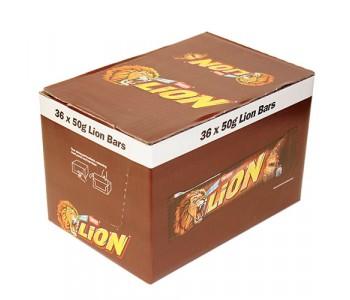 Lion Bars - 36 x 50g Pack