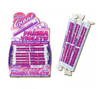 Parma Violets Giant Size - 24 Pack