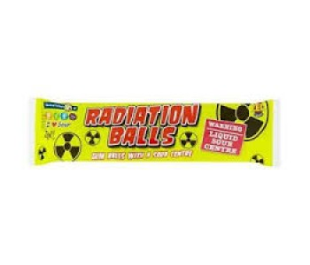 Zed Candy 'Radiation balls' 30 Pack